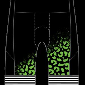 Chatt Tri Men's GoFierce Tri Shorts (regular-length) GREEN