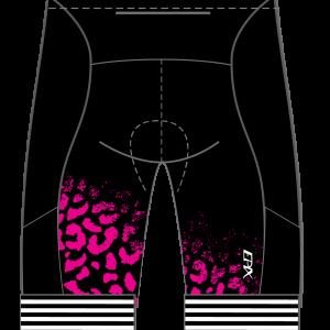 Chatt Tri GoFierce Tri Shorts PINK
