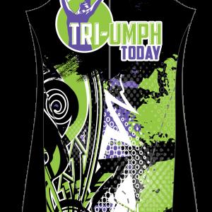 TRI-Umph GoFierce Sleeveless 1 Piece