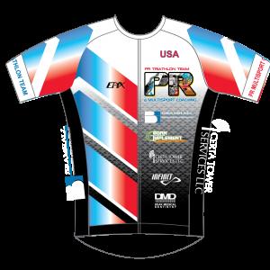 Team PR GoFierce Pro-Edition Tri Jersey