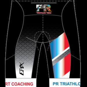 Team PR GoFierce Tri Shorts (Regular Length)