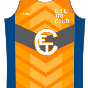 Erie Tri Club GoFierce Running Singlet