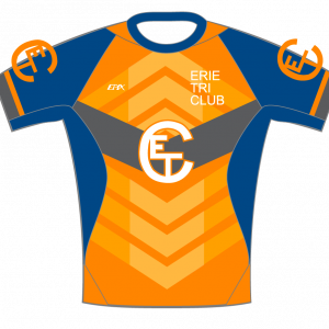 Erie Tri Club GoFierce Running Tee
