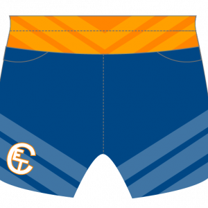 Erie Tri Club GoFierce Running Shorts