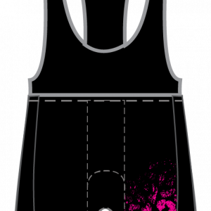 Chatt Tri GoFierce Women's Cycling Bibs PINK