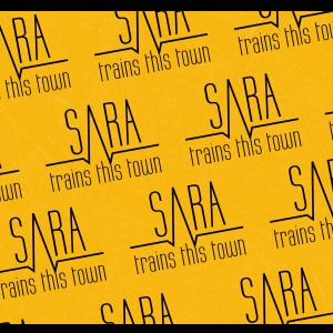 Sara Trains This Town buff