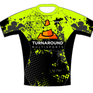 Turnaround Multisport GoFierce Running Tee