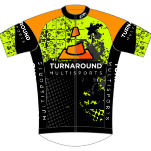 Turnaround Multisport GoFierce Cycling Jersey