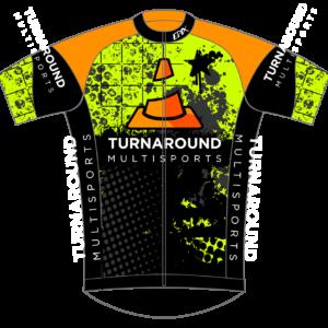 Turnaround Multisport GoFierce Cycling Jersey