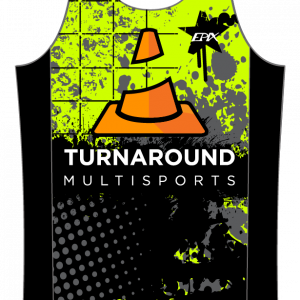 Turnaround Multisport GoFierce Running Singlet