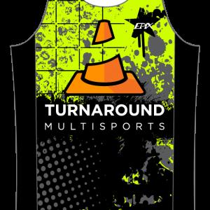 Turnaround Multisport GoFierce Running Singlet