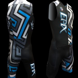 Mazetrack FreeFlyte Sleeveless 1-Piece Tri Suit (Made-to-Order)