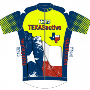 Texas Active MADE IN USA Cycling Jersey