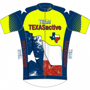 TexasActive Gofierce Cycling Jersey
