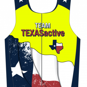 Texas Active MADE IN USA GoFierce Sleeveless Tri Top