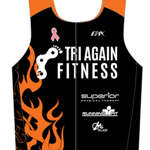 Tri Again FreeFlyte Sleeveless Tri Top (Black)