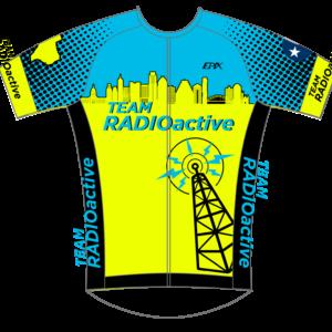 Radioactive GoFierce Aero Tri Jersey Pro Edition (Neon)