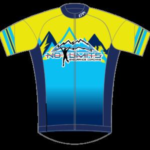 No Limits Endurance Short Sleeve Cycling Jersey