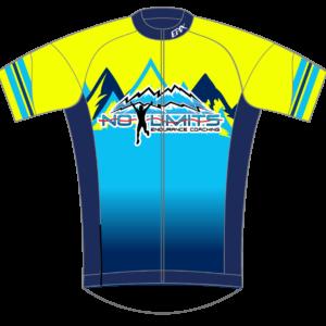 No Limit Endurance GoFierce Cycling Jersey