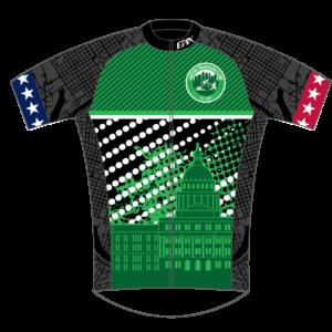 Austin Tri Club Performance Short Sleeve Cycling Jersey