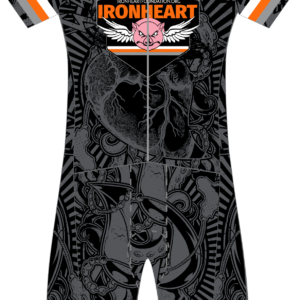 Ironheart FreeFlyte Short-Sleeve 1 Piece