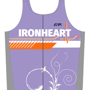 Ironheart Women's FreeFlyte PURPLE Sleeveless Tri Top