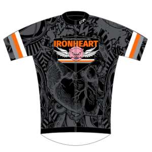 Ironheart FreeFlyte Short Sleeve Cycling Jersey