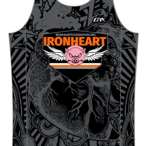 Ironheart FreeFlyte Running Singlet