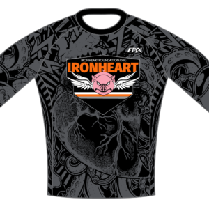 Ironheart FreeFlyte running long sleeved