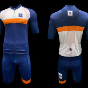 Classic Stripe Cycling Kit (Made-to-Order)
