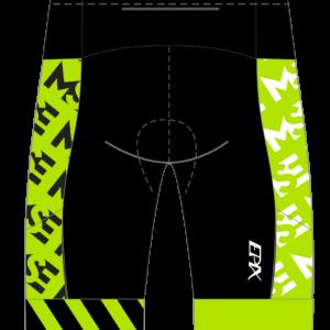 Team MSE Women's FreeFlyte Tri Shorts