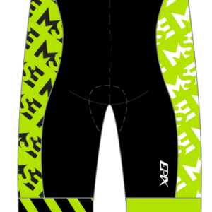 Team MSE  FreeFlyte Cycling Shorts Waistband