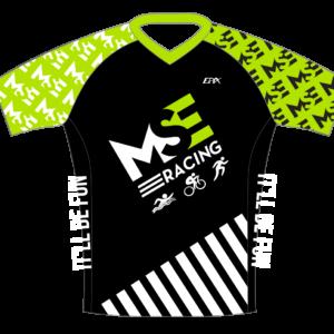 Team MSE FreeFlyte Running T-shirt