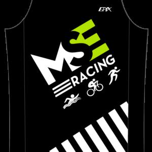 Team MSE FreeFlyte Running Singlet