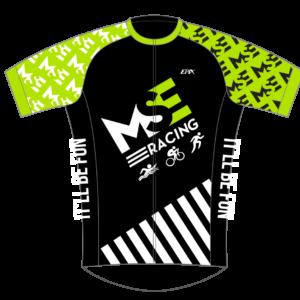 MSE BaseFlyte Short Sleeve Cycling Jersey