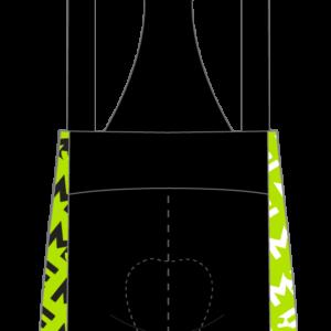Team MSE BaseFlyte Cycling Bib Shorts