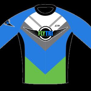 Flytri Running long sleeved running shirt