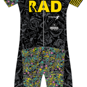 RadFam FreeFlyte Short-Sleeve 1 Piece 2021 DESIGN