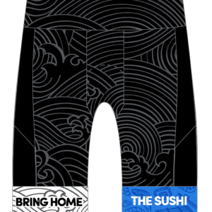 Bring Home The Sushi Men's FreeFlyte Tri Shorts