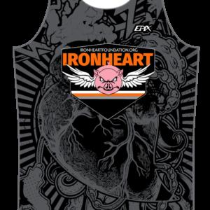 Ironheart Tempo Running Singlet