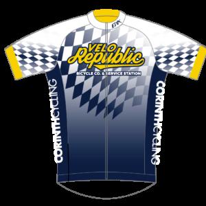 Corinth FreeFlyte Short Sleeve Cycling Jersey