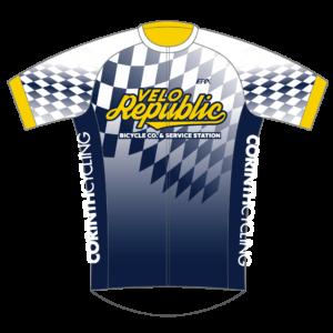 Corinth BaseFlyte Short Sleeve Cycling Jersey