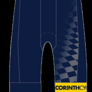 Corinth FreeFlyte Cycling Shorts Waistband