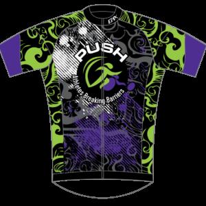 PUSH GoFierce Cycling Jersey