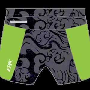 PUSH GoFierce Running Shorts