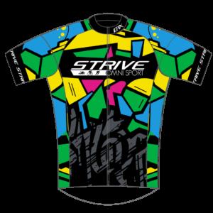 Strive Omni FreeFlyte Short Sleeve Cycling Jersey