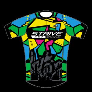 Strive Omni BaseFlyte Short Sleeve Cycling Jersey