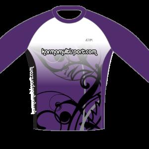 Karma Multisport Women's FreeFlyte LongSleeve Running Shirt