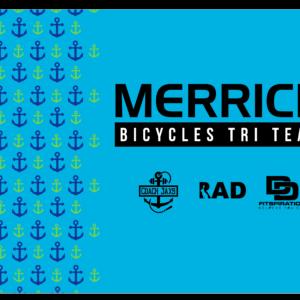 Merrick Tri Team Race Towel BLUE