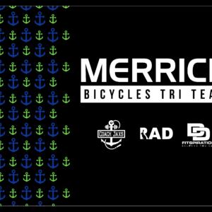 Merrick Tri Team Race Towel BLACK